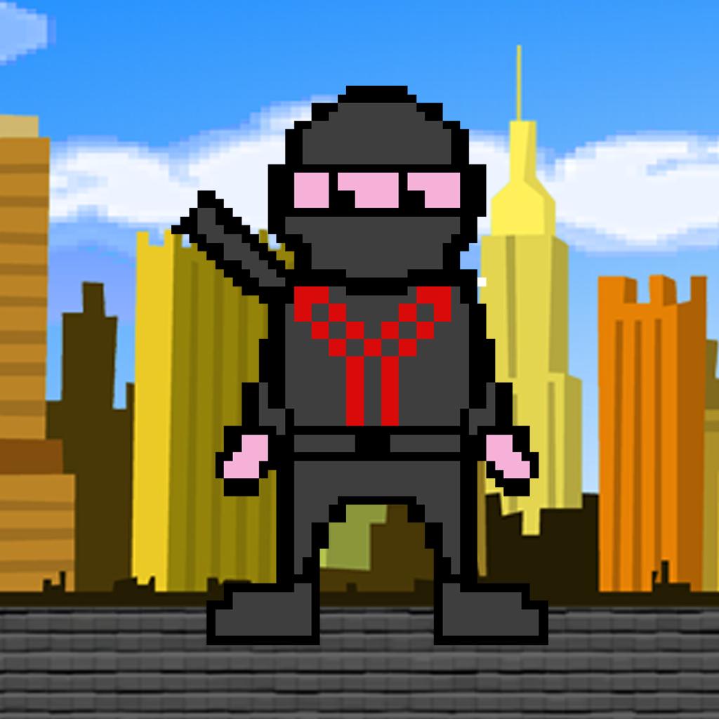 Pixi Jump - Tap That Ninja