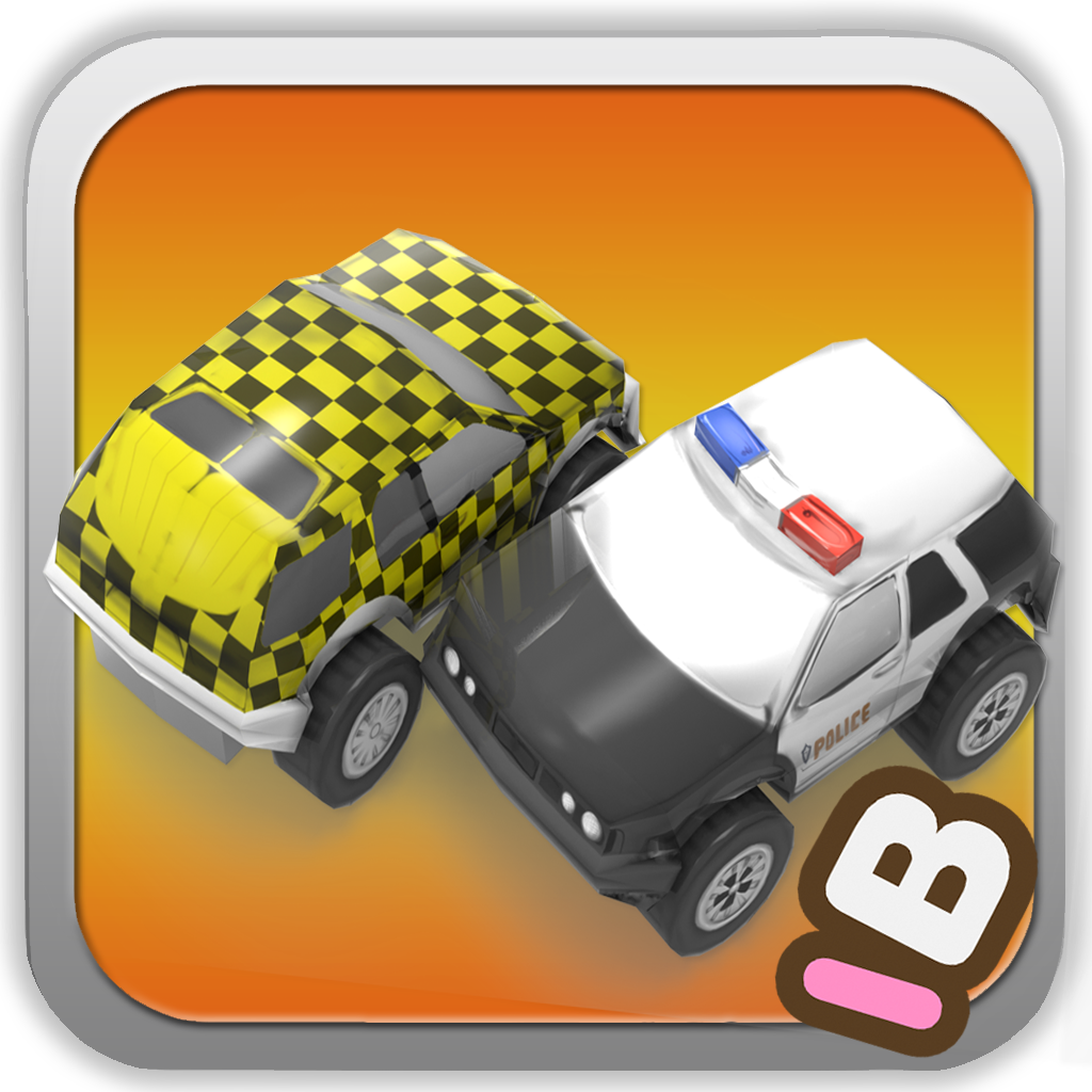 Itsy Cars (AppStore Link)
